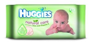 Huggies - vlhčené ubrousky